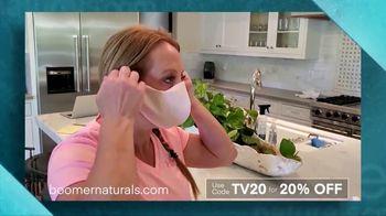 Boomer Naturals Face Masks TV Spot, 'Three Layers' - Thumbnail 2
