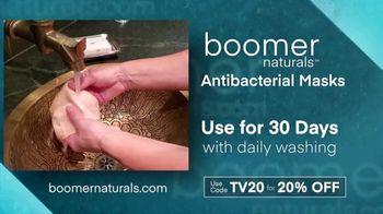 Boomer Naturals Face Masks TV Spot, 'Three Layers' - Thumbnail 6