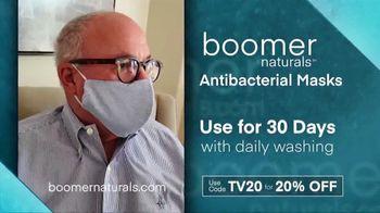Boomer Naturals Face Masks TV Spot, 'Three Layers' - Thumbnail 7
