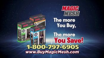 Magic Mesh TV Spot, 'Hands-Free Screen Door' - Thumbnail 10