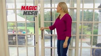 Magic Mesh TV Spot, 'Hands-Free Screen Door' - Thumbnail 2