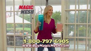 Magic Mesh TV Spot, 'Hands-Free Screen Door' - Thumbnail 8