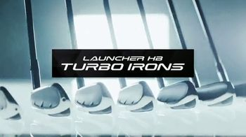 Cleveland Golf Launcher HB Turbo Irons TV Spot, 'Hold On' - Thumbnail 10