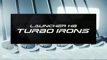 Cleveland Golf Launcher HB Turbo Irons TV Spot, 'Hold On' - Thumbnail 9