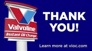 Valvoline Instant Oil Change TV Spot, 'Thank You' - Thumbnail 8