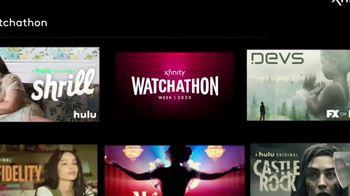 XFINITY TV Spot, '2020 Watchathon Week: Hulu' - Thumbnail 2