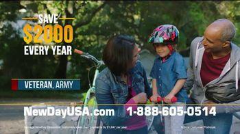 NewDay USA TV Spot, 'Spouses of Veterans' - Thumbnail 3