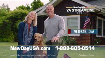 NewDay USA TV Spot, 'Spouses of Veterans' - Thumbnail 4