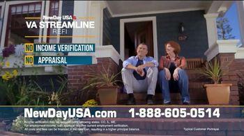 NewDay USA TV Spot, 'Spouses of Veterans' - Thumbnail 7