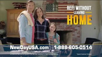 NewDay USA TV Spot, 'Spouses of Veterans' - Thumbnail 8