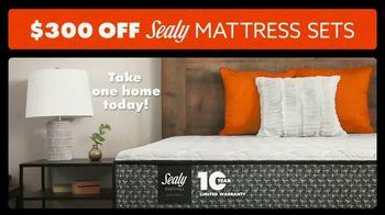 Big Lots TV Spot, 'Sealy Mattress Collection' - Thumbnail 8