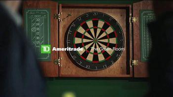 TD Ameritrade TV Spot, 'Green Room: Darts' - Thumbnail 1