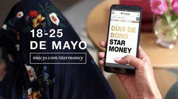 Macy's Venta de Memorial Day TV Spot, 'Estilos de verano, sostenes y Star Money' [Spanish] - Thumbnail 6