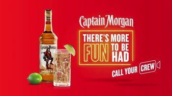 Captain Morgan TV Spot, 'Video Call: Peeled Orange' - Thumbnail 9