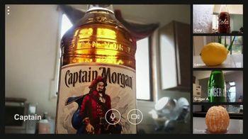 Captain Morgan TV Spot, 'Video Call: Peeled Orange' - Thumbnail 4