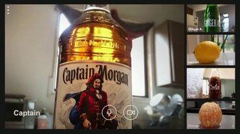 Captain Morgan TV Spot, 'Video Call: Peeled Orange' - Thumbnail 5