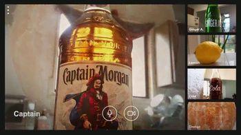 Captain Morgan TV Spot, 'Video Call: Peeled Orange' - Thumbnail 6