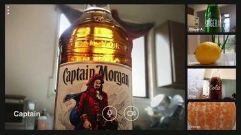 Captain Morgan TV Spot, 'Video Call: Peeled Orange' - Thumbnail 8