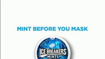 Ice Breakers TV Spot, 'Mask Breath? It's Real.' - Thumbnail 5