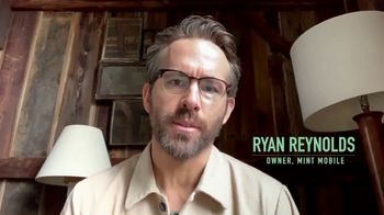 Mint Mobile TV Spot, 'New ManageMint' Featuring Ryan Reynolds - Thumbnail 3
