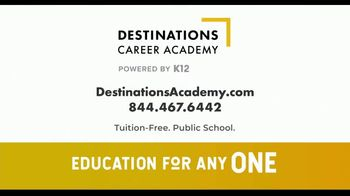 Destinations Career Academy TV Spot, 'Here for Anyone' - Thumbnail 10