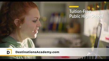 Destinations Career Academy TV Spot, 'Here for Anyone'