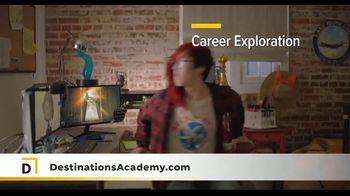 Destinations Career Academy TV Spot, 'Here for Anyone' - Thumbnail 6