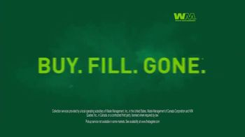 Waste Management Bagster Bag TV Spot, 'Whenever You're Ready' - Thumbnail 8
