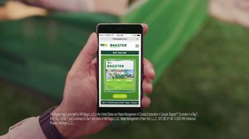 Waste Management Bagster Bag TV Spot, 'Whenever You're Ready'