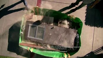 Waste Management Bagster Bag TV Spot, 'Whenever You're Ready' - Thumbnail 7