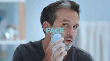 Dove Men+Care Body and Face Bar TV Spot, 'Comfortable and Smooth'