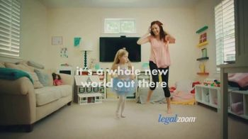 LegalZoom.com TV Spot, 'Whole New World' - 3215 commercial airings