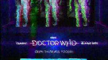 Doctor Who: Classic Blu-ray Sets TV Spot - Thumbnail 9