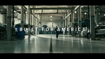 Ford TV Spot, 'Built for America: Why We're Here' [T1] - Thumbnail 9