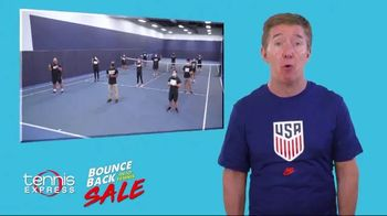 Tennis Express Bounce Back Into Tennis Sale TV Spot, 'Special Savings' - Thumbnail 3
