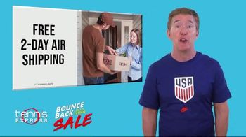 Tennis Express Bounce Back Into Tennis Sale TV Spot, 'Special Savings' - Thumbnail 7