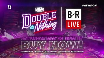 Bleacher Report Live TV Spot, 'AEW Double or Nothing: Welcome to the Show' - Thumbnail 5
