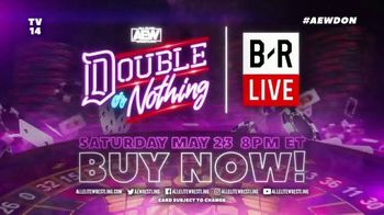 Bleacher Report Live TV Spot, 'AEW Double or Nothing: Welcome to the Show' - Thumbnail 4