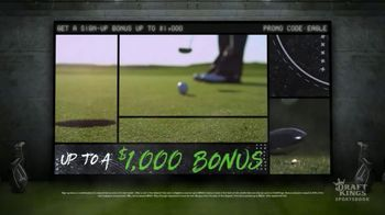 DraftKings Sportsbook TV Spot, 'Pencil It In' - Thumbnail 6
