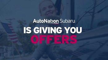 AutoNation Subaru TV Spot, 'Like Never Before: 63 Months'
