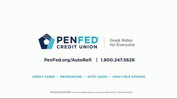 PenFed Auto Loan Refinancing TV Spot, 'A Little Flexibility: $250 Bonus' - Thumbnail 9