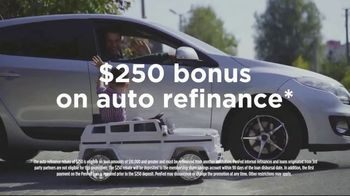 PenFed Auto Loan Refinancing TV Spot, 'A Little Flexibility: $250 Bonus' - Thumbnail 7