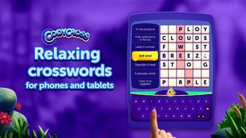 CodyCross TV Spot, 'Relaxing Crosswords' - Thumbnail 3