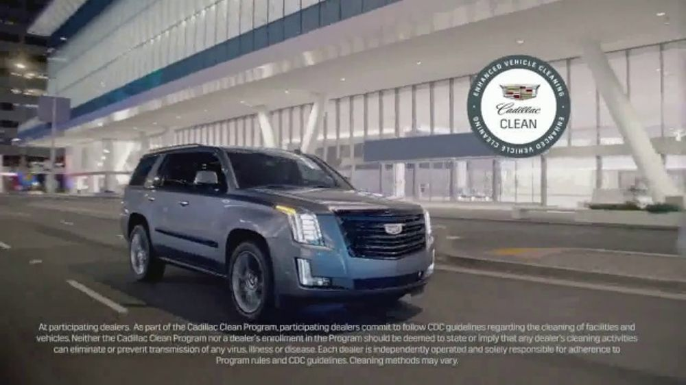 Cadillac TV Commercial, 'The Road Is Calling: Cadillac Clean' Song by DJ Shadow Feat. Run the Jewels