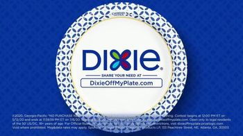 Dixie Off My Plate TV Spot, 'Hectic Life' - Thumbnail 7