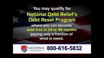 National Debt Relief Debt Reset Program TV Spot, 'COVID-19 Urgent Message' - Thumbnail 3