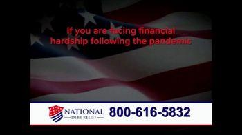 National Debt Relief Debt Reset Program TV Spot, 'COVID-19 Urgent Message' - Thumbnail 6