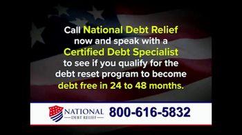National Debt Relief Debt Reset Program TV Spot, 'COVID-19 Urgent Message' - Thumbnail 8