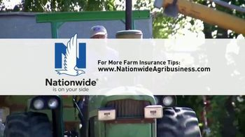 Nationwide Agribusiness TV Spot, 'Tractor Accident Prevention Tips' - Thumbnail 9