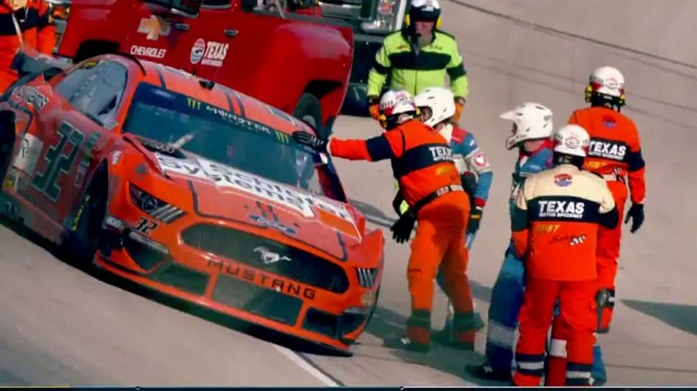 NASCAR TV Commercial, 'Look for the Green Flag'